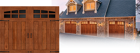 Canyon Ridge Residential Garage Doors