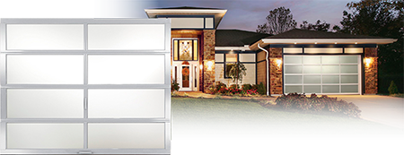 Avante Collection Residential Garage Doors