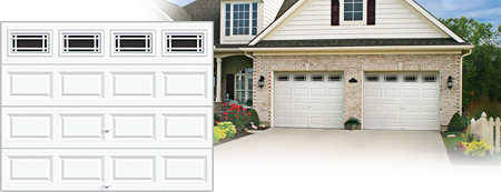 Clopay Classic Residential Garage Doors