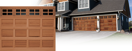 Clopay Classic Wood Residential Garage Doors