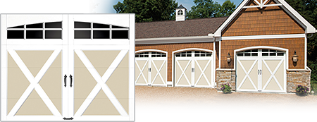 Coachman Collection Residential Garage Doors