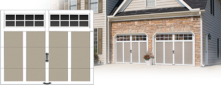 Grand Harbor Residential Garage Doors