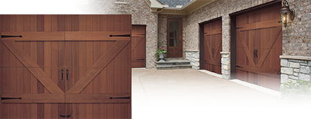 Reserve Limited Edition Residential Garage Doors