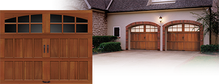 Reserve Semi-Custom Residential Garage Doors